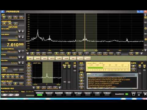 Radio Latino 7610 kHz