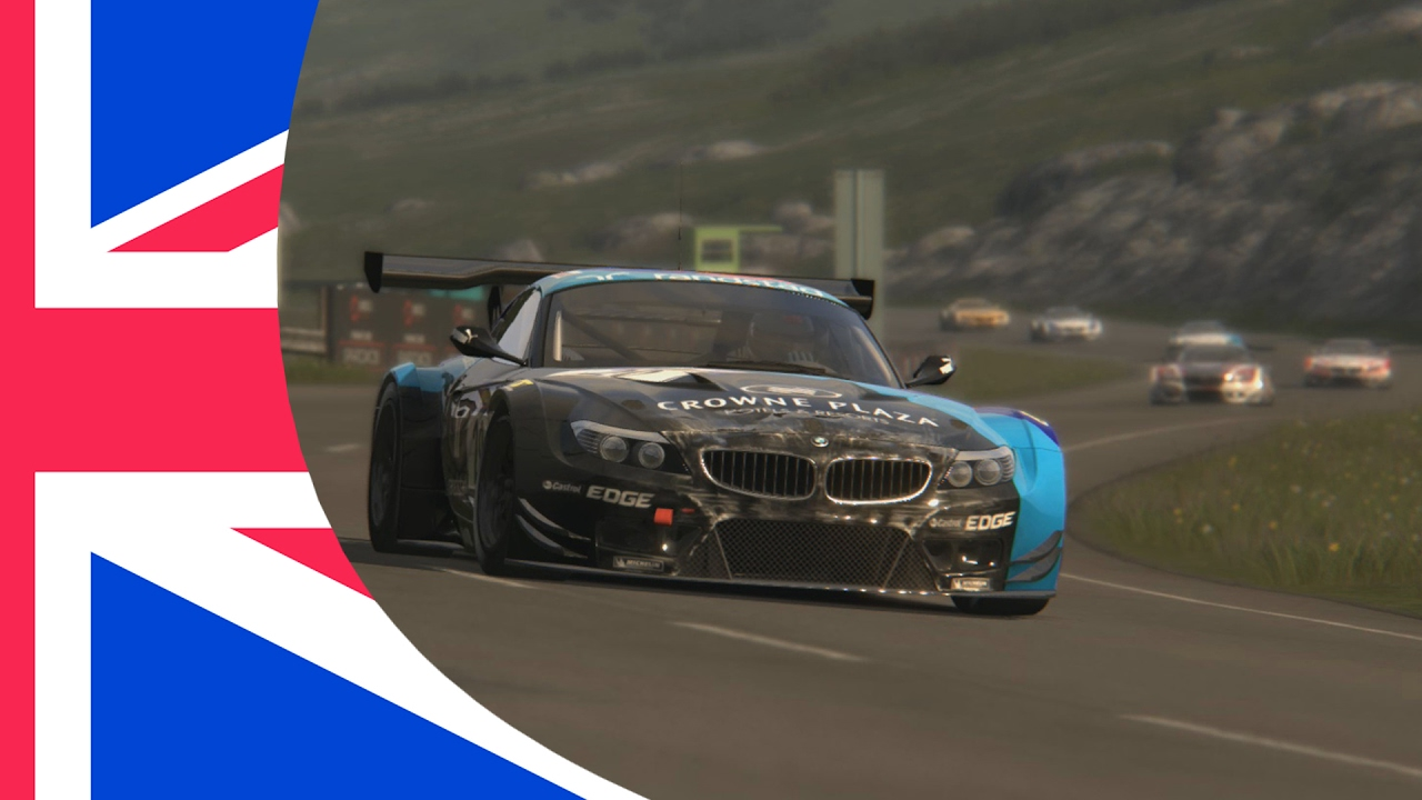 Raceday Bmw Z4 Gt3 Assetto Corsa 1 12 Highlands Track