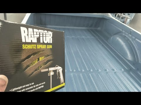 Raptor Tintable Bed Liner