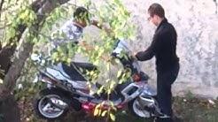 Les trois voleurs de moto du quartier floirac