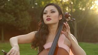 Tina Guo Official Video- Prelude from Bach