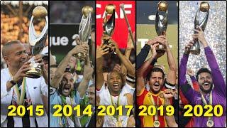 ترتيب الأندية الأكثر تتويجا بلقب دوري أبطال أفريقيا... لن تصدق من في المركز الأول..؟؟