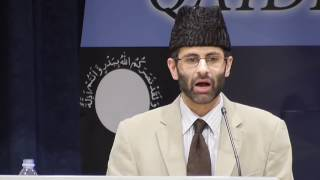 Hazrat Mirza Masroor Ahmad defending the rights of women