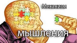 Механизмы мышления