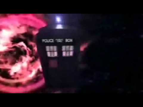 BBC FIVE 2005  Doctor who Clean 9th doctor theme