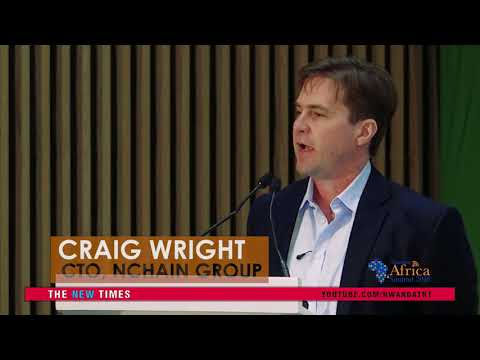 #TAS2018: Founder of Bitcoin? Craig Wright, CTO, nChain Grou