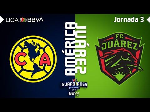 Club America Juarez Goals And Highlights