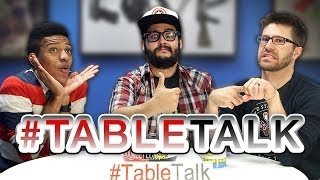 Jesus Makes a Comeback on #TableTalk