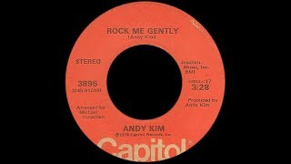 Andy Kim ~ Rock Me Gently 1974 Disco Purrfection Version