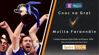 AIB All-Ireland Junior Football Club Final  -  Knocknagree (Corcaigh)  v Multyfarnham (An Iarmhí) thumbnail