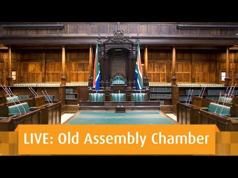 Debate on Vote 10: Public Service and Administration (OAC)