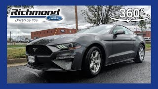 2018 Ford Mustang EcoBoost Base 360 Degree Virtual Test Drive