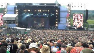 Slash - Paradise City @ Download Festival 2010