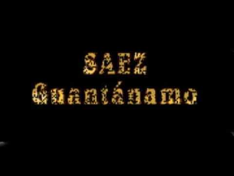 SAEZ -  Guantanamo (paroles et traduction)