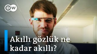 Akıllı gözlüklerin ardındaki güvenlik tehdidi - DW Türkçe