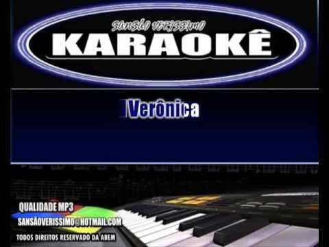Karaokê Veronica( Seresta)