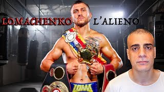 Lomachenko  l'alieno del ring