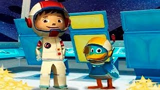 Zack and Quack - Moon Mission.
