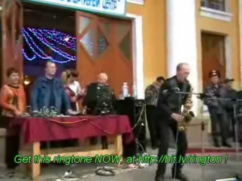 Russian Saxophone