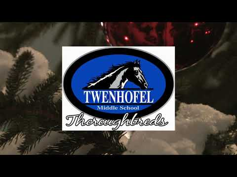 Twenhofel Middle School –It's Time to Deck the Halls