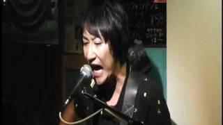 2011.7.16チャンネルカフェで行われた八田ケンヂ・弾き語りライブ!ジョ...
