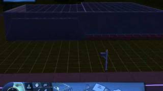 Sims3 Tutorial# 2- How To Make A Garage Beside A Foundation