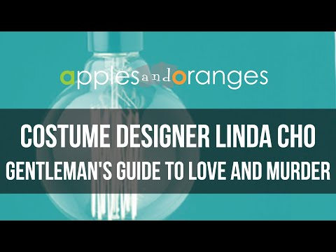 ShowbizU: Costume Design of Gentleman's Guide to Love and Murder- Linda Cho
