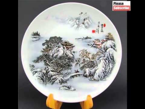 Ancient Chinese Porcelain Plates | Decorative Picture Set Of Rare \u0026 Beautiful Arts & Ancient Chinese Porcelain Plates | Decorative Picture Set Of Rare ...
