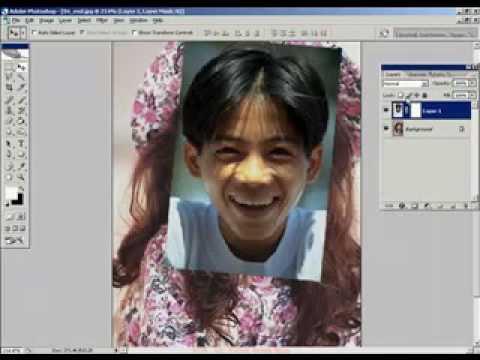 Xu ly anh nang cao 10 HocPhotoshop.Com Cach Ghep mat bang photoshop