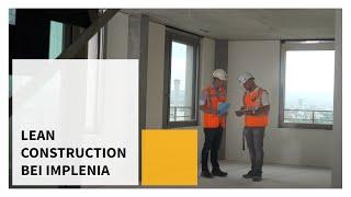 LEAN Construction bei Implenia
