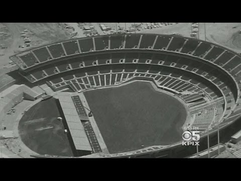 Crumbling Oakland Coliseum Was Once State-Of-The-Art
