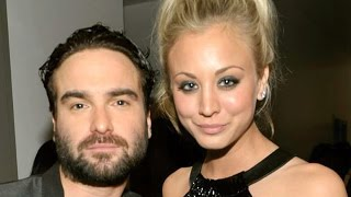the real reason kaley cuoco and johnny galecki split
