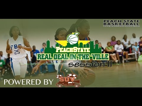 PSB Real Deal In The Ville: BWSL Norfolk Xpress vs. Georgia Pearls Elite (9:40am)