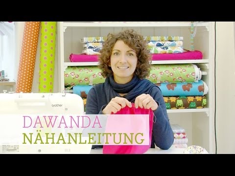 """dawanda-nähschule:-""""wie-mache-ich-eine-raffung?"""""""