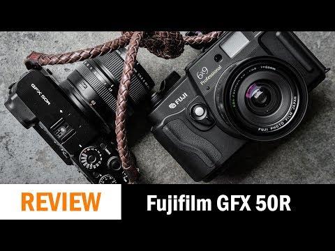 TCSTV and More: Fujifilm GFX50R Reviews - Fuji Addict