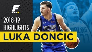 2018-19 NBA Highlights: Luka Doncic