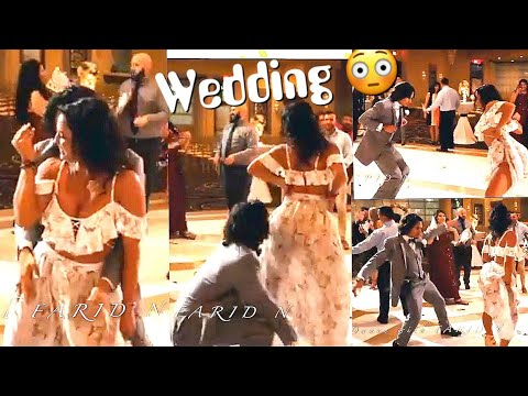 JADE CHYNOWETH & CJ SALVADOR  WEDDING DANCE - Music: CHEAP THRILLS By SIA