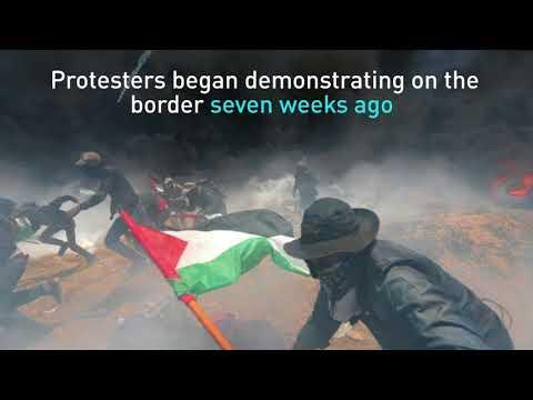 Deadly clashes over Jerusalem