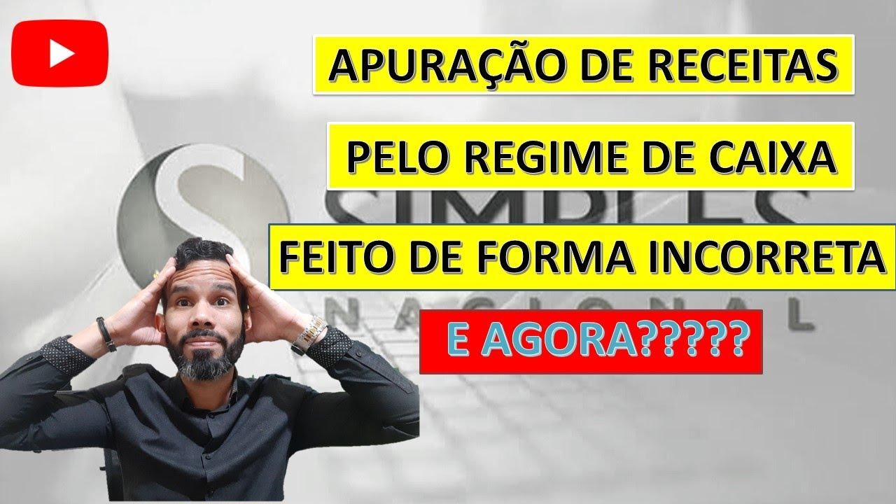 """Apuração pelo regime de caixa - PODE """"MATAR"""" UMA EMPRESA!"""