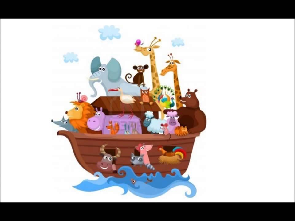 Youtube Noah Ark Bible For Kids