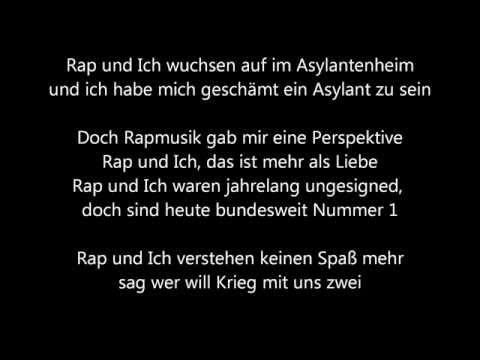 Fard - Rap & Ich (Lyrics)