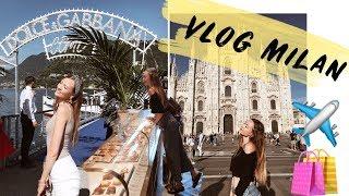влог из Милана  Шопинг, любимые места, Комо