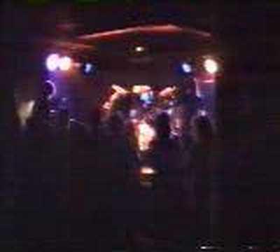 Damnatory - Corner Hotel, Melbourne - 29 March 1991