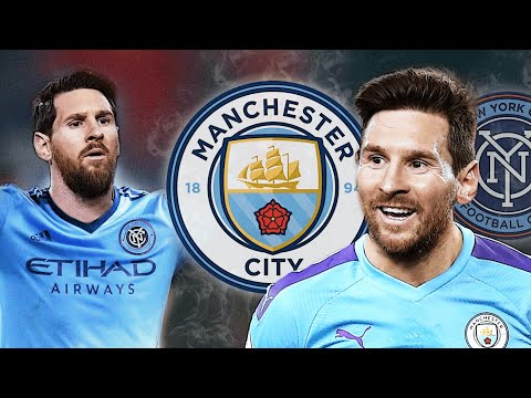 Messi to Man City for €700 Million (+New York FC?)
