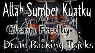 Drum Backing Tracks/Minus one - Allah Sumber Kuatku