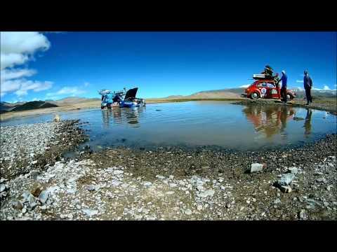 Crazy Chemists Mongol Rally 2015