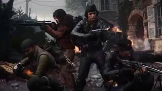 Call of Duty  WWII   United Front DLC 3   The Tortured Path Nazi Zombies Trailer   PS4
