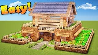 Minecraft House Ideas Survival