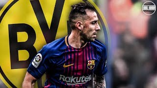 Paco Alcácer • Welcome to Borussia Dortmund • 2018/19