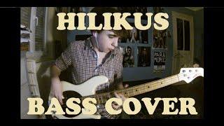 ♦ Incubus - Hilikus [Bass cover] HD